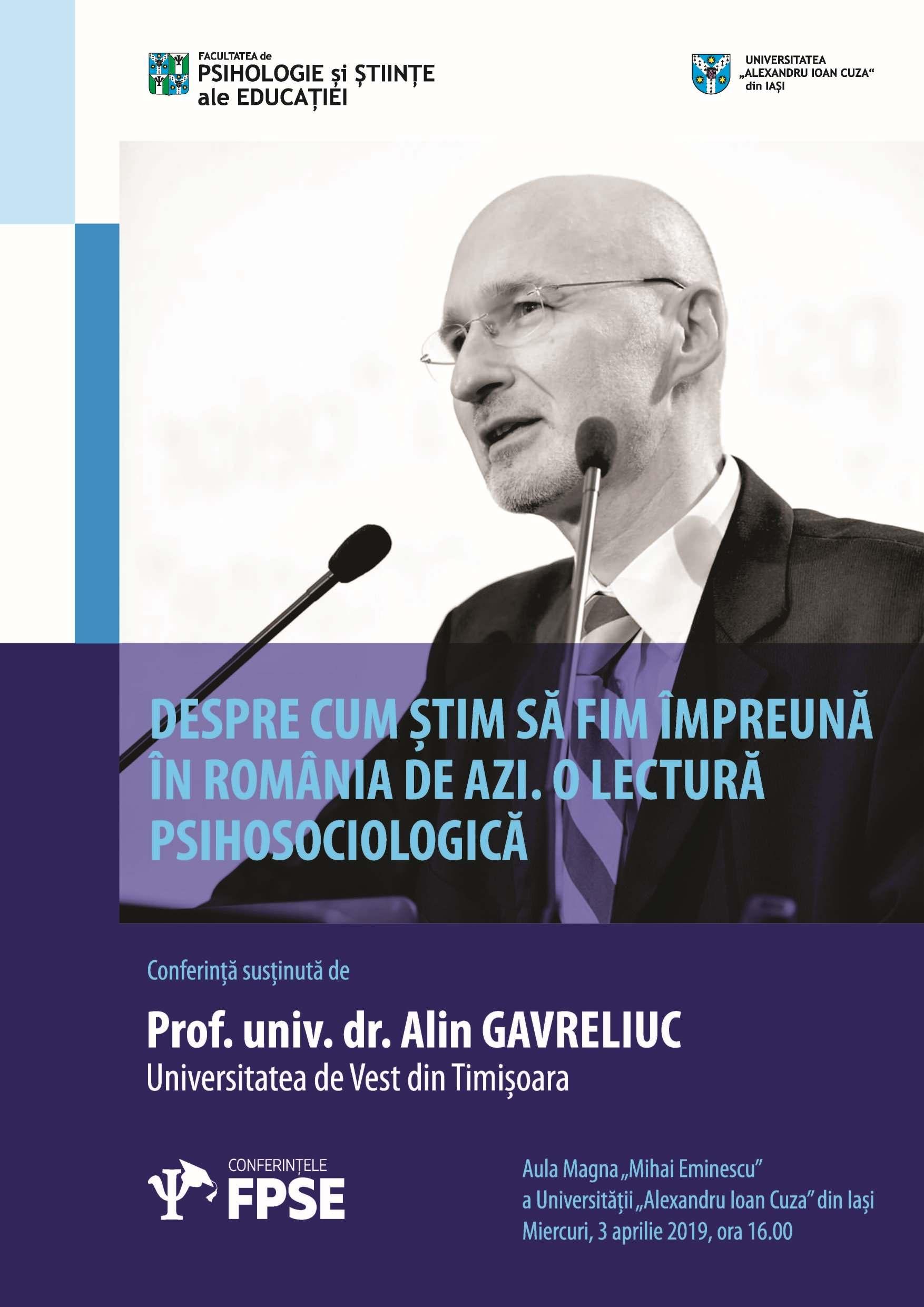 afis_Conferinta_Alin_Gavreliuc_2019_04_03